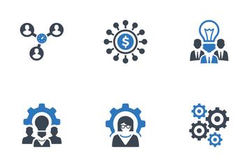 SEO & Internet Marketing V2 Icon Pack