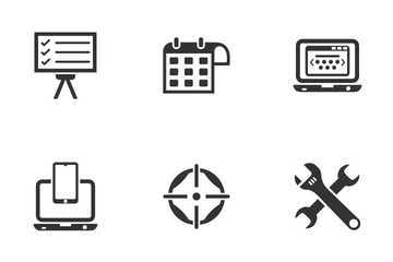 SEO & Internet Set - 1 Icon Pack