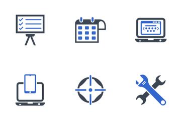 SEO & Internet Set - 1 Icon Pack