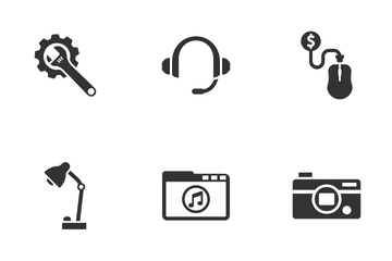 SEO & Internet Set - 2 Icon Pack