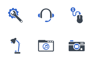 SEO & Internet Set - 2 Icon Pack