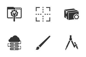 SEO & Internet Set - 3 Icon Pack