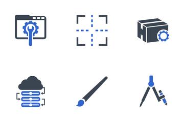 SEO & Internet Set - 3 Icon Pack