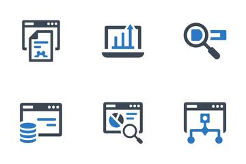 Seo Optimization Icon Pack