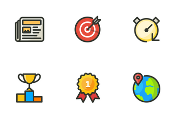 SEO & Web 1 Icon Pack