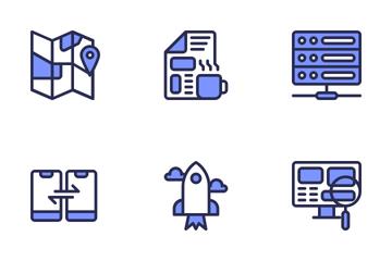 SEO & Web Development Icon Pack