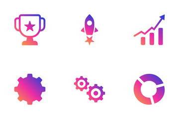 Seo Work Vol 5 Icon Pack