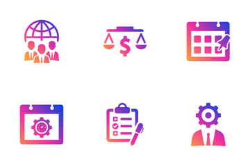 Seo Work Vol 6 Icon Pack