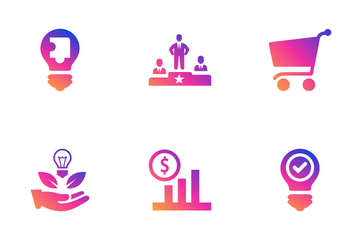 Seo Work Vol 7 Icon Pack