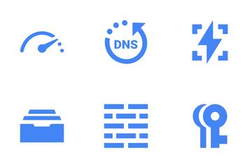 Server Data Icon Pack