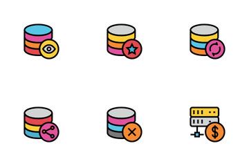 Server & Database Icon Pack