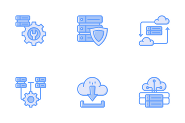 Server IT Icon Pack