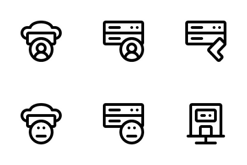 Server Rating Icon Pack
