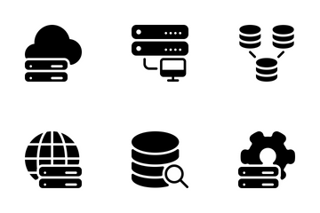 Servers Icon Pack