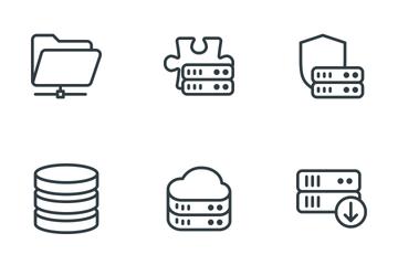 Servers & Database Icon Pack