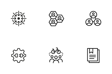 Service Design Tool Icon Pack