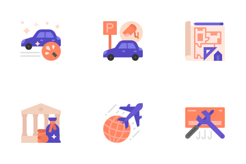 Services Business Icon Pack