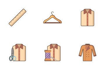Sewing Icon Pack