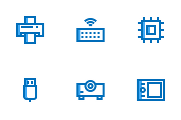 Shady Computer And Hardware Icon Pack