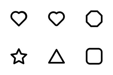 Shape Icon Pack