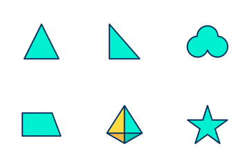 Shapes Icon Pack