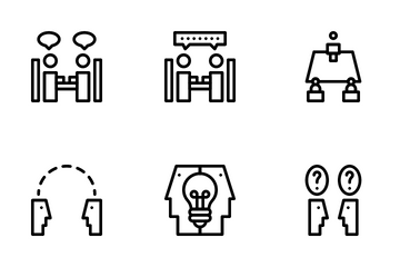 Sharing Session Icon Pack