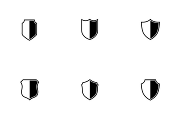 Shield Icon Pack