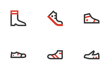 Shoes Icon Pack