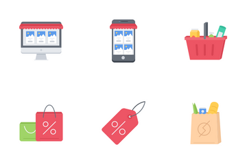 Shop Icon Pack