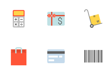 Shop Online Icon Pack