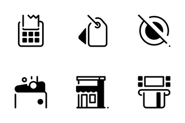 Shop Payment Icon Pack