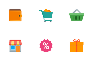 Shopping Icon Pack
