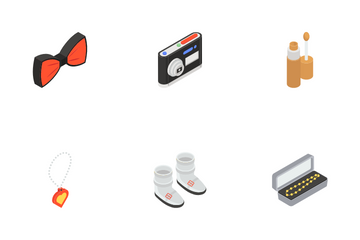 Shopping And Commerce Icon Pack