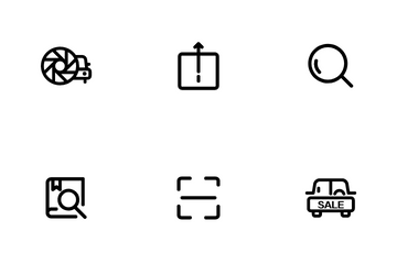 Shopping Chinese Icon Pack