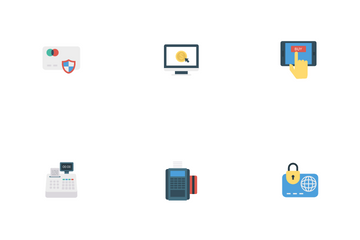 Shopping E-Commerce Icon Pack
