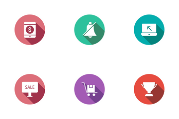 Shopping Ecommerce Vol 1 Icon Pack