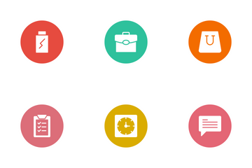 Shopping Ecommerce Vol 2 Icon Pack