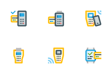 Shopping Payment Icon Pack