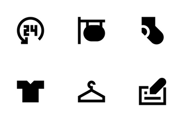 Shopping & Retail Icon Pack