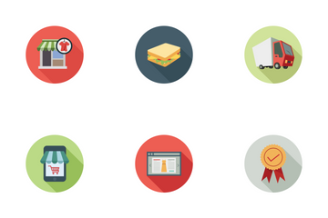 Shopping Vector Icons Icon Pack