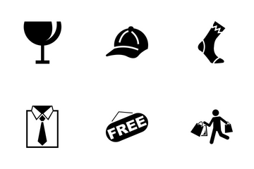 Shopping Vector Icons Pack Icon Pack