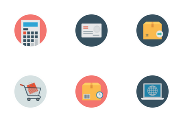 Shopping Vol 2 Icon Pack
