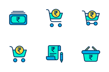 Shopping Vol - 3 Icon Pack