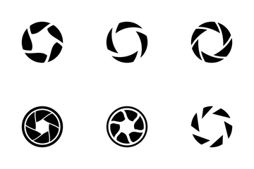 Shutter - Solid Icon Pack