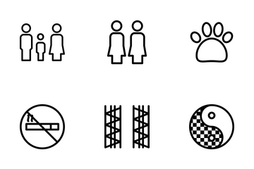 Sign And Symbol  Icon Pack