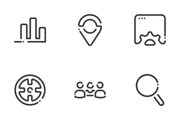 Significon - SEO ICONS Icon Pack
