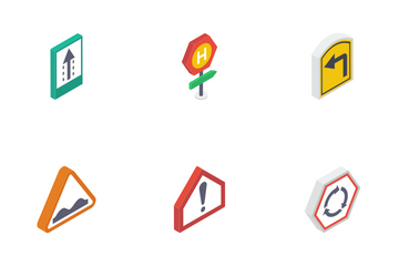 Signs And Symbols Icon Pack