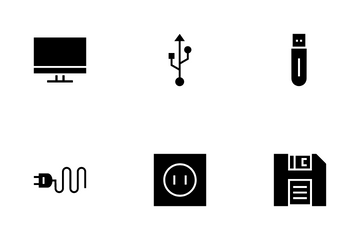Simple Gadget Icon Pack