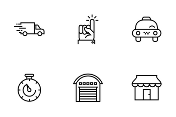 Simple Icons Vol 1 Icon Pack