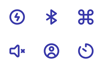 Simple UI Icon Pack